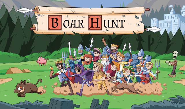 Coverart Boar Hunt