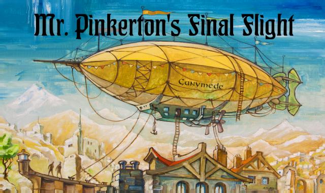 Coverart Pinkerton